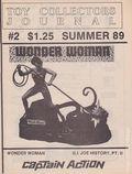 Toy Collector's Journal (1989) fanzine Vol. 2 #2