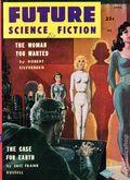 Future Science Fiction (1952-1960 Columbia Publications) Pulp 36