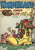 Wonderland Comics (1945) 3