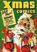 Xmas Comics (1941-1952 Fawcett) 1