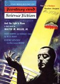 Magazine of Fantasy and Science Fiction (1949-Present Mercury Publications) Vol. 11 #2