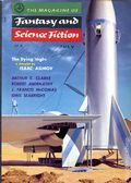 Fantasy and Science Fiction (1949-Present Mercury Publications) Pulp Vol. 11 #1