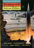 Fantasy and Science Fiction (1949-Present Mercury Publications) Pulp Vol. 7 #4