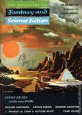 Fantasy and Science Fiction (1949-Present Mercury Publications) Pulp Vol. 7 #5