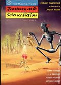 Fantasy and Science Fiction (1949-Present Mercury Publications) Pulp Vol. 9 #4