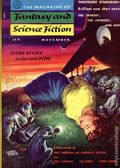 Fantasy and Science Fiction (1949-Present Mercury Publications) Pulp Vol. 9 #5