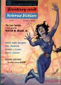 Fantasy and Science Fiction (1949-Present Mercury Publications) Pulp Vol. 12 #2