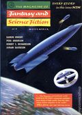 Fantasy and Science Fiction (1949-Present Mercury Publications) Pulp Vol. 13 #5