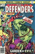 Defenders (1972 1st Series) 30 Cent Variant 36