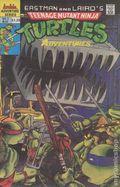 Teenage Mutant Ninja Turtles Adventures (1989) Canadian Price Variant 2