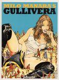 Gullivera HC (2016 Humanoids) Deluxe Edition By Milo Manara 1-1ST