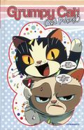 Grumpy Cat and Pokey HC (2016 Dynamite) 1-1ST