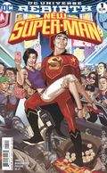New Super Man (2016) 1B