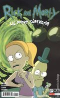 Rick and Morty Lil Poopy Superstar (2016) 1A