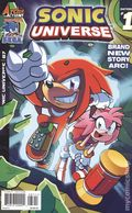 Sonic Universe (2009) 87A