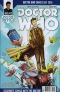 Doctor Who The Tenth Doctor (2015) Year Two 12E