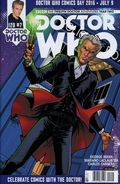 Doctor Who The Twelfth Doctor Year Two (2015) 7E