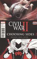 Civil War II Choosing Sides (2016) 2A