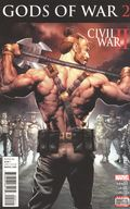 Civil War II Gods of War (2016) 2A