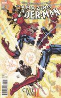 Civil War II Amazing Spider-Man (2016) 2B