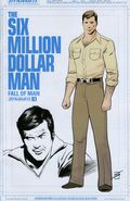 Six Million Dollar Man Fall of Man (2016 Dynamite) 1B