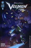 Voltron Legendary Defender (2016 Lion Forge) 1A