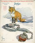 Judge (1881-1947) Magazine 1897