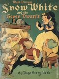 Snow White And The Seven Dwarfs 96 Page Story Book SC (1938) 714