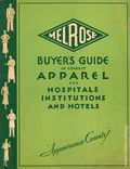 Melrose Buyer's Guide of Correct Apparel for Hospitals SC (c.1930) Catalog 1-1ST