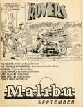 Malibu Comics Preview (1987) Promo 1