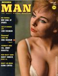 Modern Man Magazine (1951-1970) Jan 1963