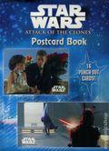 Star Wars Attack of the Clones Postcard Book SC (2002 Random House) 1-1ST