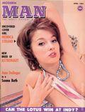 Modern Man Magazine (1951-1976 PDC) Vol. 13 #10