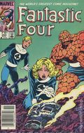 Fantastic Four (1961 1st Series) Canadian Price Variant 260