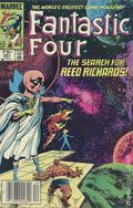 Fantastic Four (1961 1st Series) Canadian Price Variant 261