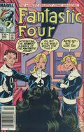 Fantastic Four (1961 1st Series) Canadian Price Variant 265