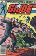 GI Joe (1982 Marvel) Canadian Price Variant 14