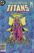 New Teen Titans (1980) (Tales of ...) Canadian Price Variant 46