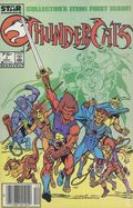 Thundercats (1985 1st Series Marvel) Canadian Price Variant 1