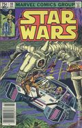 Star Wars (1977 Marvel) Canadian Price Variant 69A
