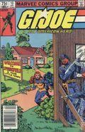 GI Joe (1982 Marvel) Canadian Price Variant 10