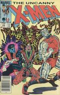 Uncanny X-Men (1963 1st Series) Canadian Price Variant 192