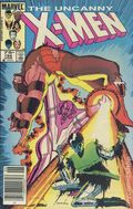 Uncanny X-Men (1963 1st Series) Canadian Price Variant 194