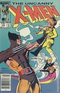 Uncanny X-Men (1963 1st Series) Canadian Price Variant 195