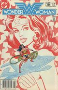 Wonder Woman (1942 1st Series DC) Canadian Price Variant 306