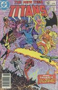 New Teen Titans (1980) (Tales of ...) Canadian Price Variant 32