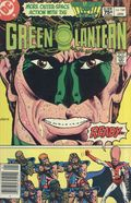 Green Lantern (1960-1988 1st Series DC) Canadian Edition 160