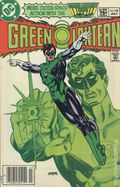 Green Lantern (1960-1988 1st Series DC) Canadian Edition 166