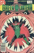 Green Lantern (1960-1988 1st Series DC) Canadian Edition 176