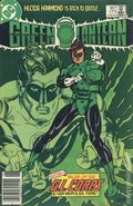 Green Lantern (1960-1988 1st Series DC) Canadian Edition 177